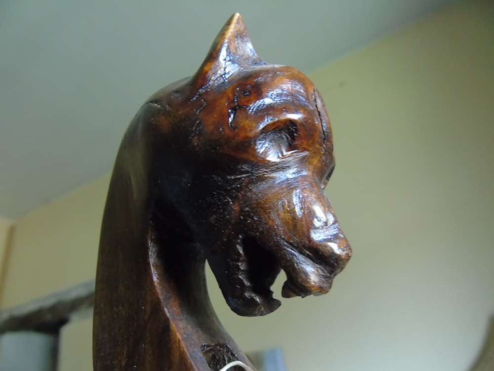 carvings 4 WOLF