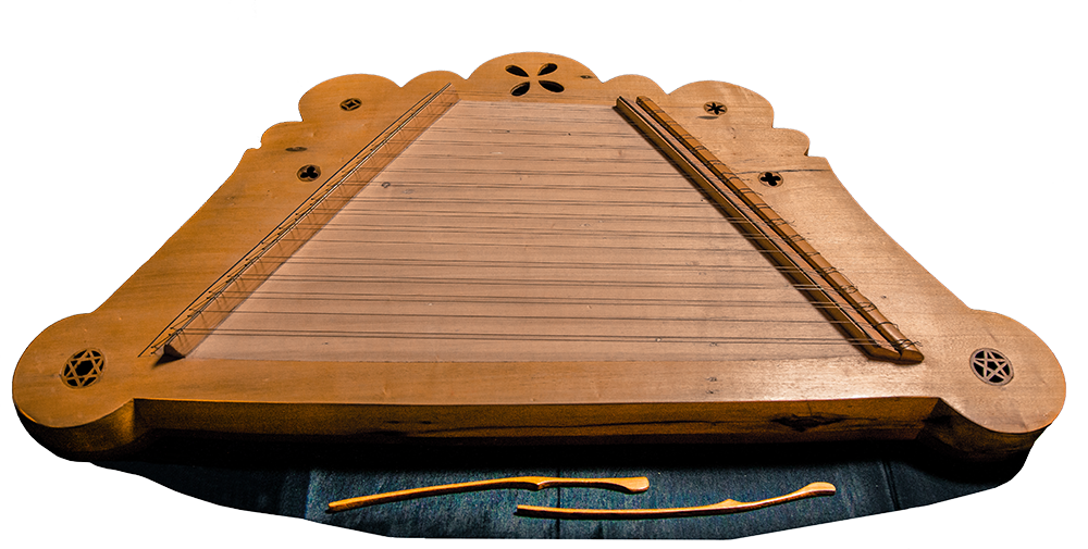 CHARTRES PSALTERY