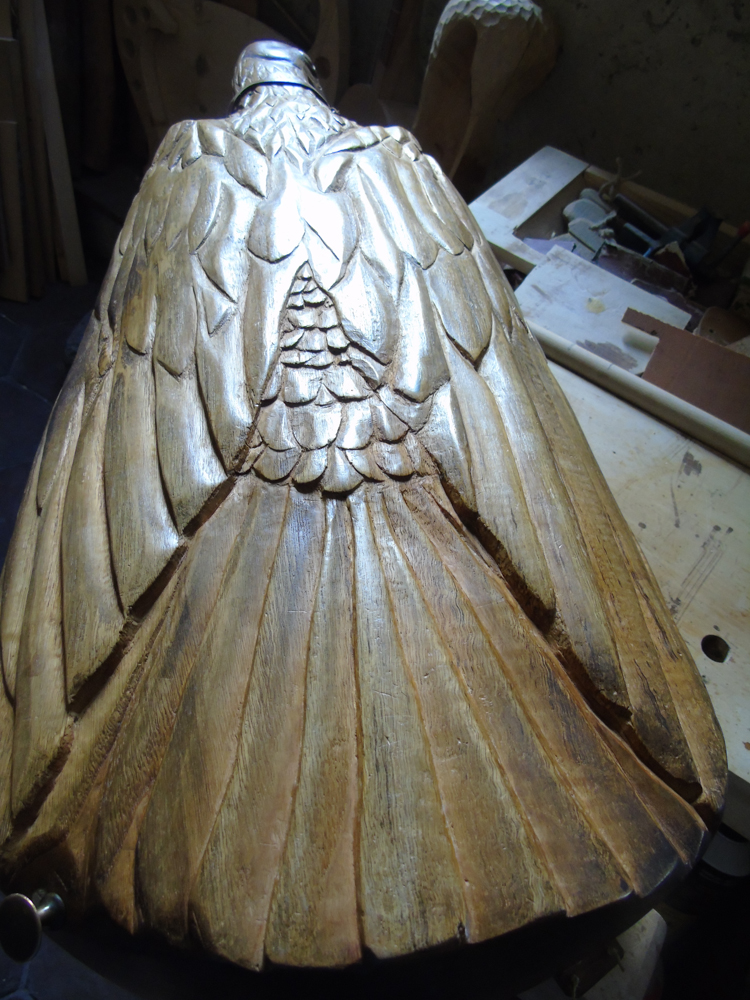 carvings 7 EAGLE